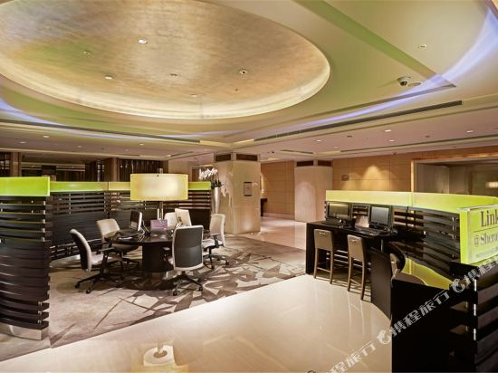 台北喜來登大飯店(Sheraton Grand Taipei Hotel)公共區域