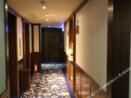 台北麗都唯客樂飯店(Rido Hotel)內景_公共區域