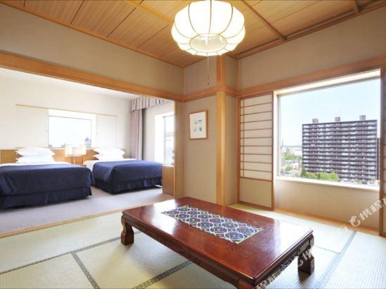 札幌艾米西亞酒店(Hotel Emisia Sapporo)和洋式房