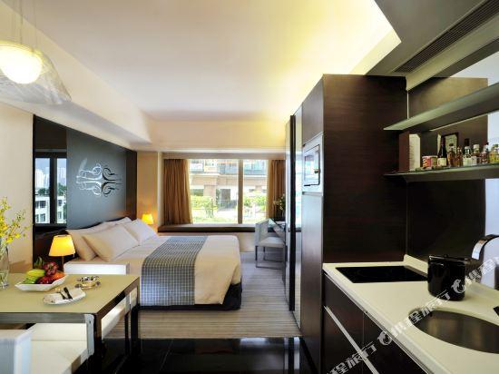香港8度海逸酒店(Harbour Plaza 8 Degrees)套房