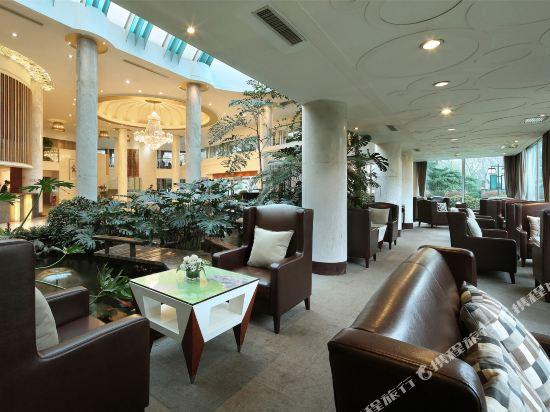 杭州大華飯店(Dahua Hotel)大堂吧