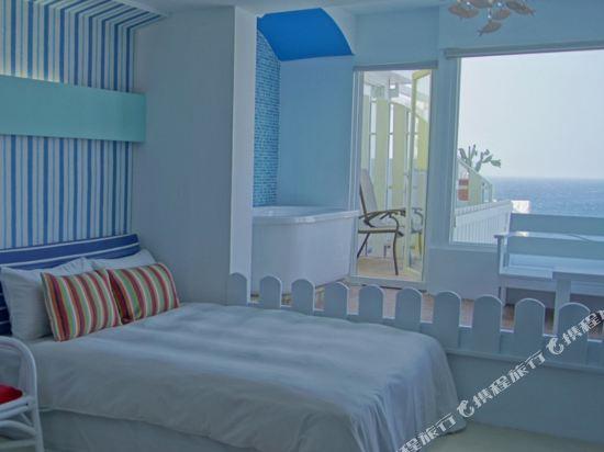 墾丁南灣度假飯店(Kenting Nanwan Resorts)夢幻海景雙人房