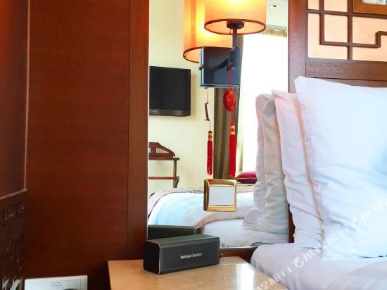 香港蘭桂坊(九如坊)(酒店)(Lan Kwai Fong Hotel Kau U Fong)豪華市景房