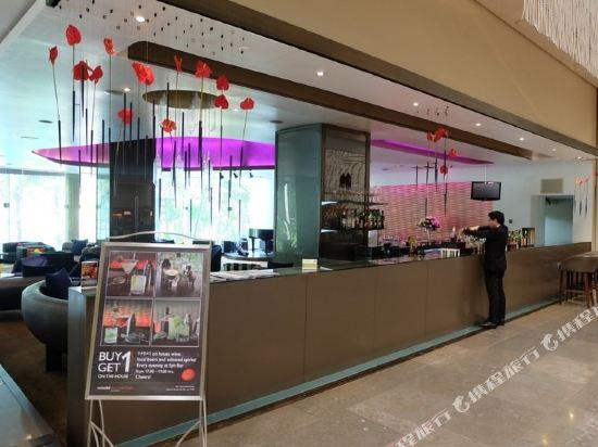 曼谷瑞士奈樂特公園酒店(Swissotel Nai Lert Park Bangkok)酒吧
