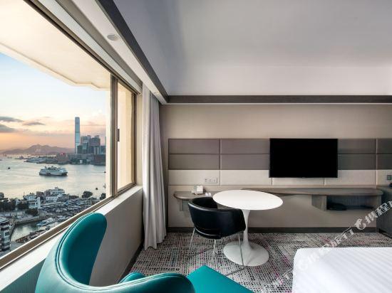 香港柏寧鉑爾曼酒店(The Park Lane Hong Kong a Pullman Hotel)尊貴行政房