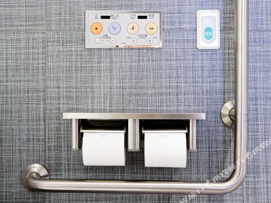 福岡天神UNIZO酒店(HOTEL UNIZO Fukuoka Tenjin)無障礙雙床房