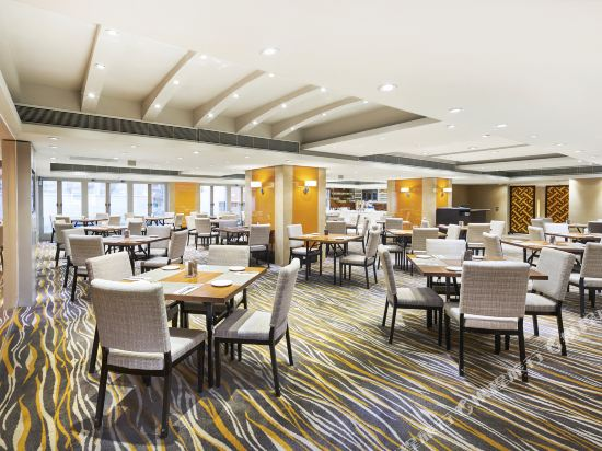 香港遨舍衞蘭軒(OZO Wesley Hong Kong)西餐廳