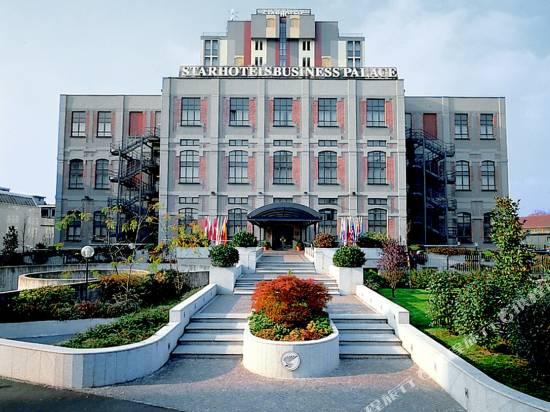 明星商務宮殿酒店