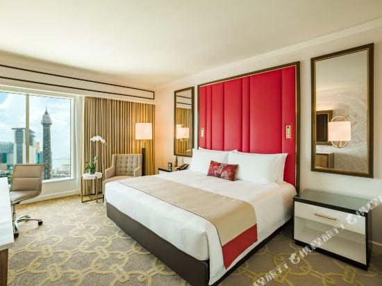 澳門巴黎人酒店(The Parisian Macao)艾菲爾大床房