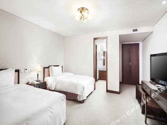 總統酒店(Hotel President)高級套房