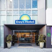 首爾戴斯酒店酒店預訂