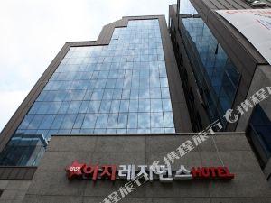 京畿道水原市簡單住宅酒店(Easy Residence Suwon Gyeonggido)