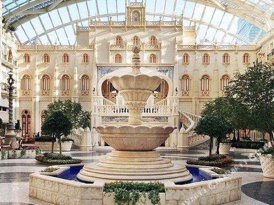 澳門美高梅酒店(MGM Macau)公共區域