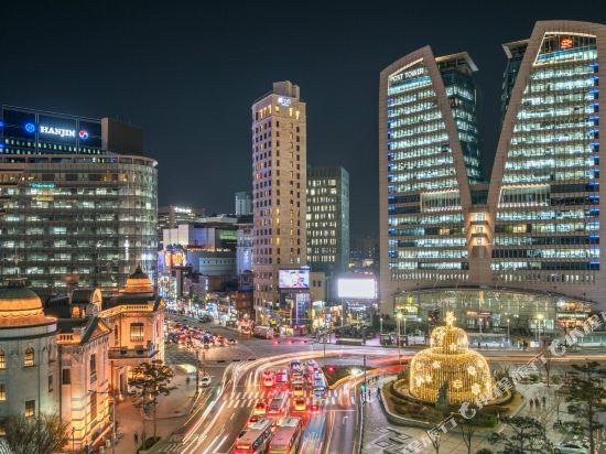 首爾明洞雅樂軒酒店(Aloft Seoul Myeongdong)周邊圖片