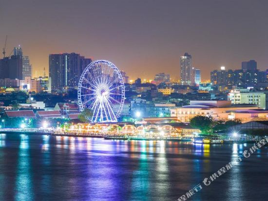 曼谷是隆楠特拉酒店(Nantra Silom Hotel Bangkok)周邊圖片