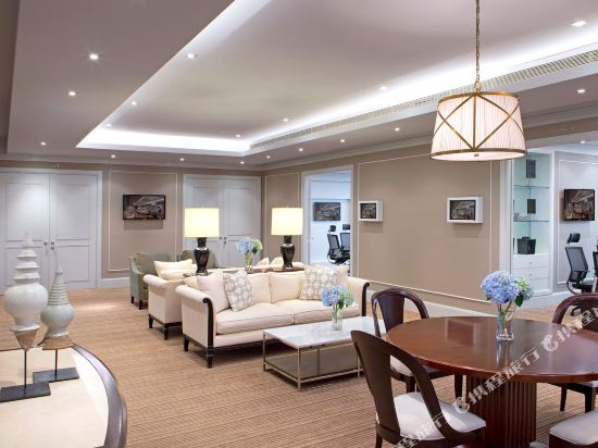 曼谷東方酒店(Oriental Residence Bangkok)會議室