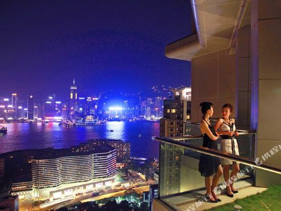 香港麗景酒店(原隆堡國際麗景酒店)(Hotel Panorama)眺望遠景