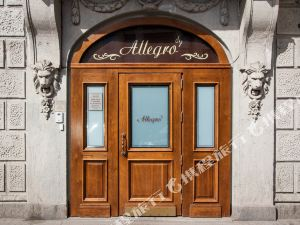 聖披得堡里格維斯奇普洛斯佩科特阿勒格洛酒店(Allegro Hotel Ligovsky Prospekt St Peterburger)