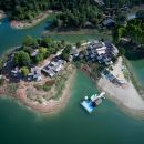 萬榮南鵝湖沙灘度假村(The Sanctuary Nam Ngum Beach Resort Vang Vieng)