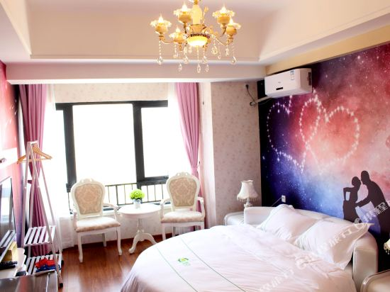 Guidan Theme Apartment Hotel (Dongguan Humen Wanda Plaza)