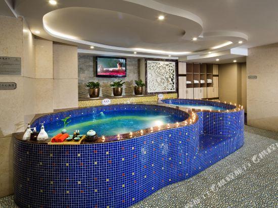 深圳百合酒店(Century Kingdom Hotel)健身娛樂設施