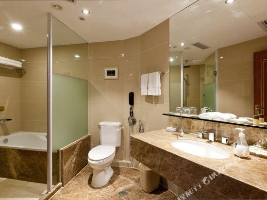 杭州馬可波羅濱湖酒店(Merchant Marco Edgelake Hotel)家庭親子套房