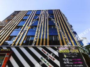 釜山Jjack汽車旅館(Jjack Motel Busan)