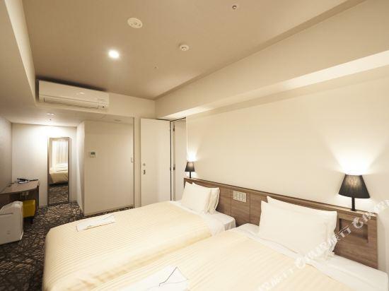 東京相鐵弗雷薩旅店銀座七丁目酒店(Sotetsu Fresa Inn Ginza-Nanachome)相鄰房
