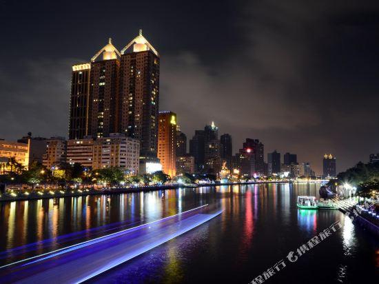 高雄蒂亞飯店-愛河館(Hotel-D)周邊圖片