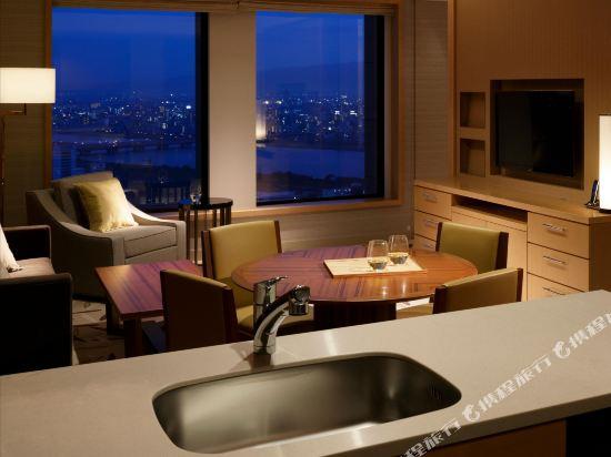 大阪洲際酒店(InterContinental Osaka)兩卧室高級住宅套房