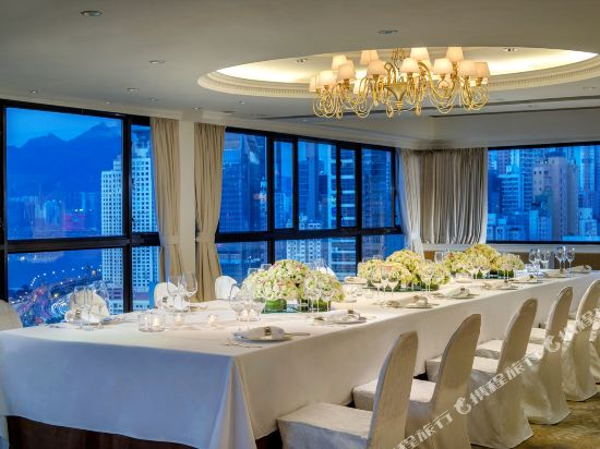 香港柏寧鉑爾曼酒店(The Park Lane Hong Kong a Pullman Hotel)餐廳