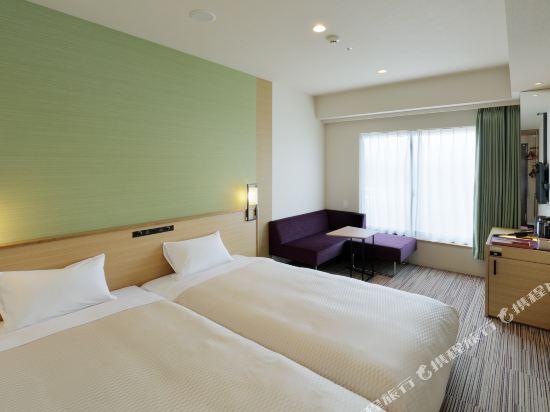 大阪難波光芒酒店(Candeo Hotels Osaka Namba)高級雙床房