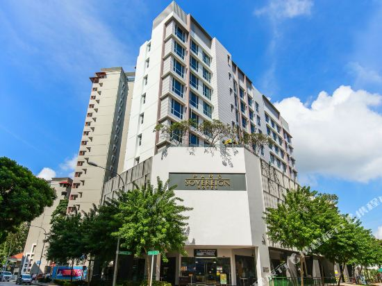 Parc Sovereign Hotel Singapore (Albert Street)