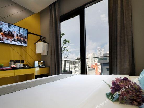 新加坡米閣大酒店(Hotel Mi Singapore)高級陽台房