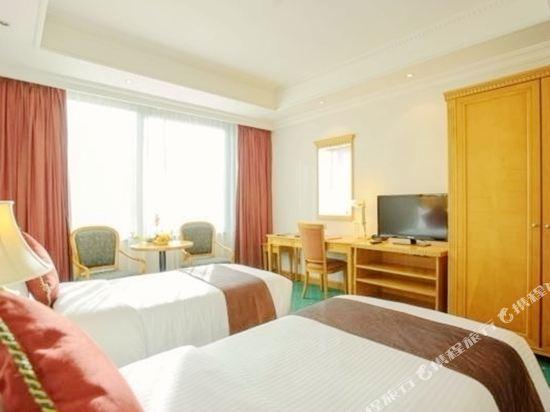 香港華大盛品酒店(BEST WESTERN PLUS Hotel Hong Kong)標準房