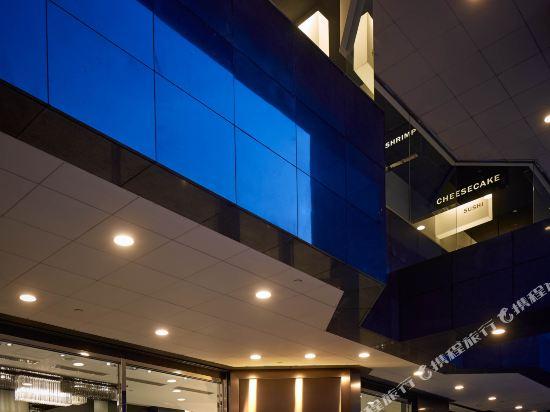 香港仕德福酒店(Stanford Hotel)外觀