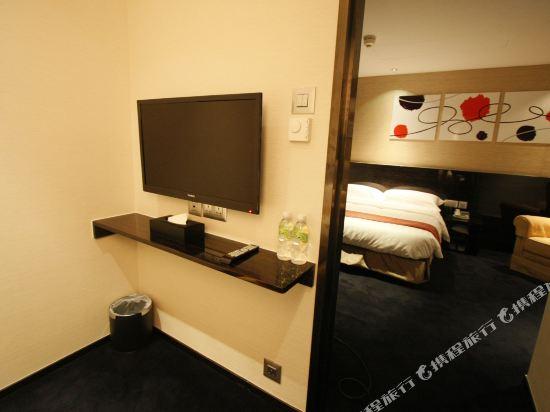 香港逸林酒店(Noblepark Hotel Hong Kong)行政套房