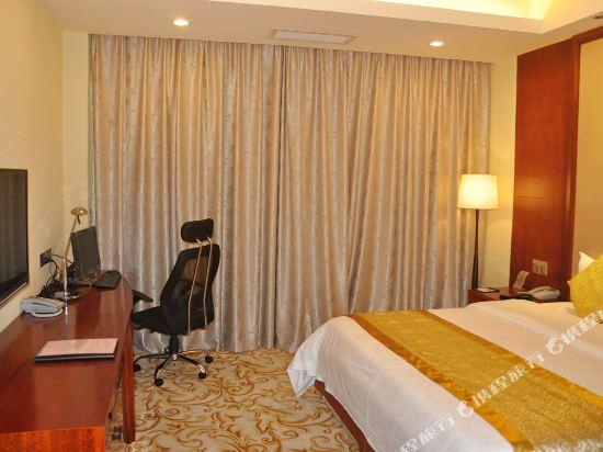 中山江畔商務酒店(Riverside Business Hotel)高級商務房