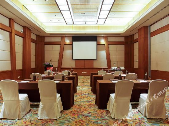 盛泰瀾幻影海灘度假村(Centara Grand Mirage Beach Resort Pattaya)會議室