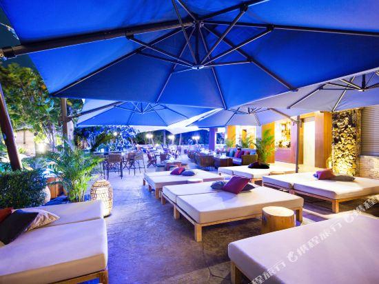 盛泰瀾幻影海灘度假村(Centara Grand Mirage Beach Resort Pattaya)西餐廳