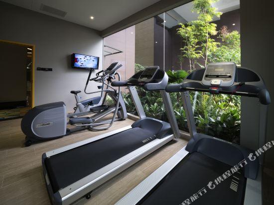 新加坡米閣大酒店(Hotel Mi Singapore)健身房