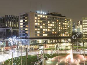 鹿特丹希爾頓酒店(Hilton Rotterdam)