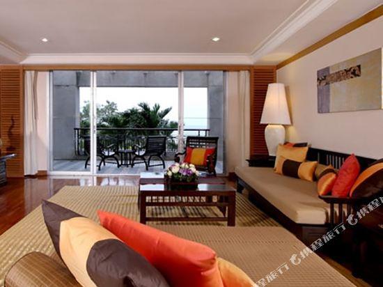 華欣希爾頓温泉度假酒店(Hilton Hua Hin Resort & Spa)素可泰套房