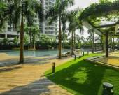 吉隆坡市中心天空之套房