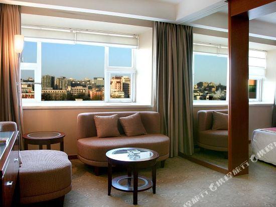 北京天壇飯店(Tiantan Hotel)普通套間