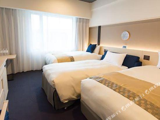 Gracery飯店-京都三條(Hotel Gracery Kyoto Sanjo)三人房(南樓)