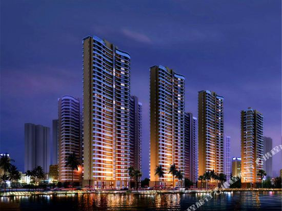 Bedom Apartment Qingdao Golden Sandy Beach