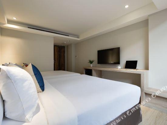 台中愛戀旅店(Amour Hotel)家庭四人房
