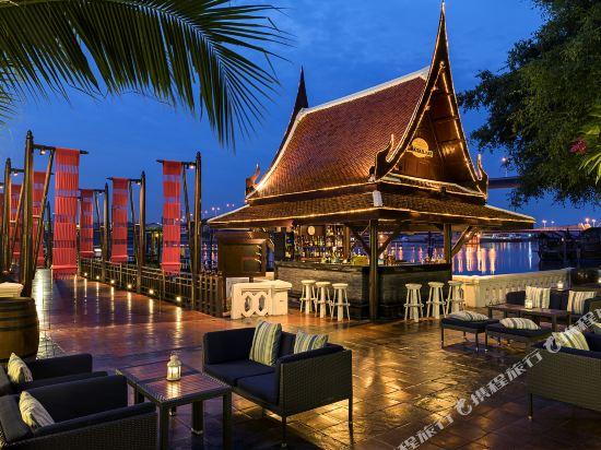 曼谷河畔安納塔拉度假酒店(Anantara Riverside Bangkok Resort)外觀