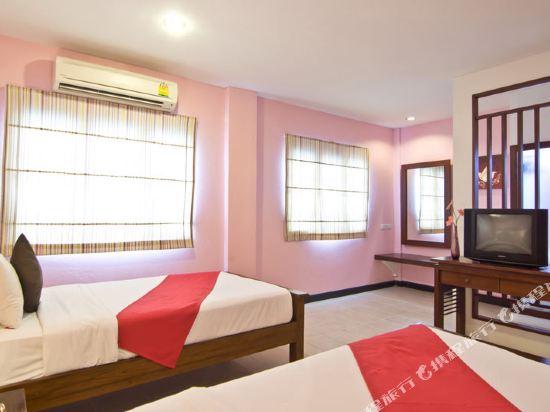 芭堤雅黃金海酒店(Golden Sea Pattaya)別墅B